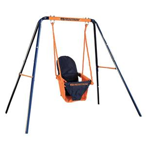 IDEAL SECOND HAND FOLDING TODDLER SWING