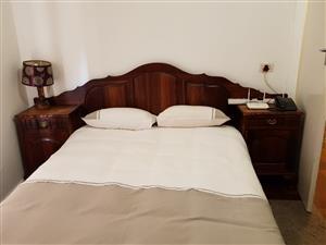 Backwood Bedroom Suite + extras
