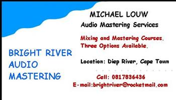 Audio Mastering Services and Courses.