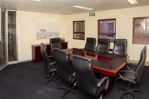 Single Office Space