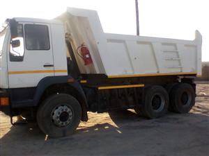 10 Cube Tipper Truck for Sale