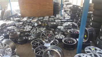 Spare Rims / Spare Wheels