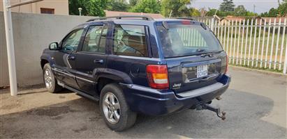2004 Jeep Grand Cherokee 5.7L Limited