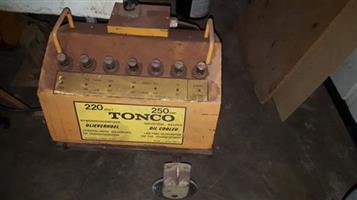 tonco welder sonder kabels