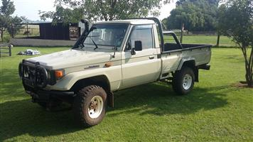 1993 Toyota Land Cruiser 70 series 4.2D