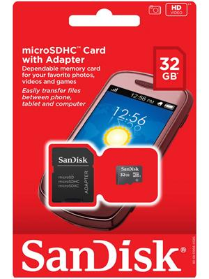 SD Memory Cards for Sale