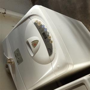 LG toploader washing machine
