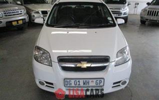2014 Chevrolet Aveo sedan 1.6 LS auto