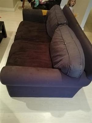 2 seater couch for sale .