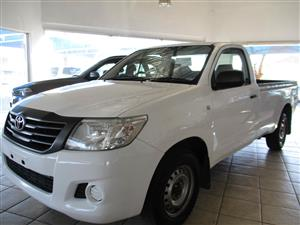 2014 Toyota Hilux 2.0 S