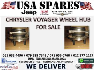 CHRYSLER  VOYAGER WHEEL HUB FOR SALE