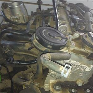 Vw polo vivo 1.6 CLS engine for sale
