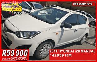 2014 Hyundai i20 1.4 Sport