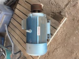 11kW - 3 phase motor