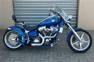 Harley Davidson Softail For Sale in South Africa   Junk Mail