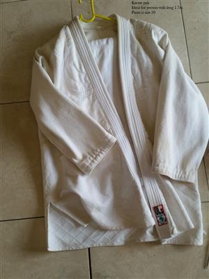 Karate kid for sale