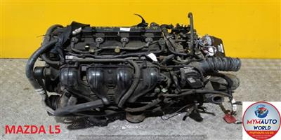 Second hand used low mileage MAZDA 6/3 2.5L engines for sale at Mym Autoworld