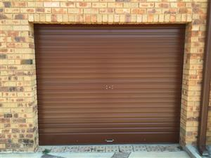 Steel Garage Roller Doors in West Rand