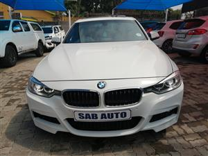 2015 BMW 3 Series 320i M Performance Edition sports auto