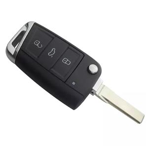 VW Golf 7 Remote Key