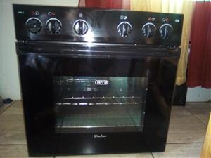 Defy Slimline 600 S slimline under counter oven & hob
