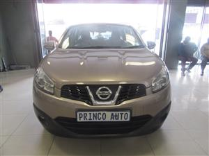 2013 Nissan Qashqai 1.6T Acenta