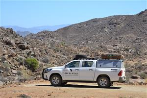 4x4 Camper Vehicle Hire - Standard or Fully Equipped for camping
