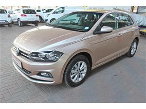 2020 VW Polo 1.2TSI Highline auto