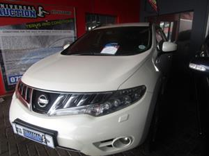 2009 Nissan Murano 3.5