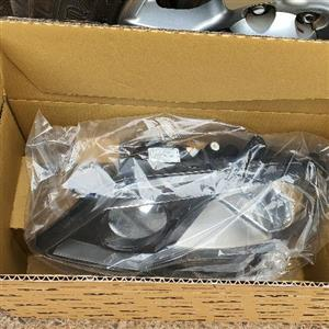 vw polo vivo head lights