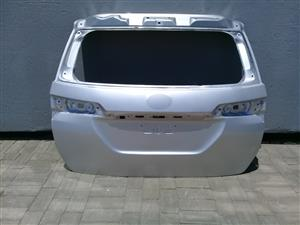 Toyota Fortuner (New Shape) Tailgate