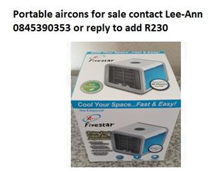 Portable aircons for sale