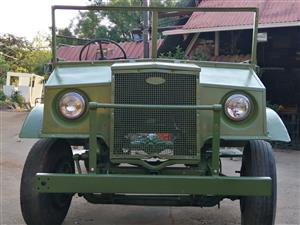 1940 Ford Military Truck
