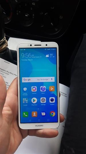 New huawei y5 for sale