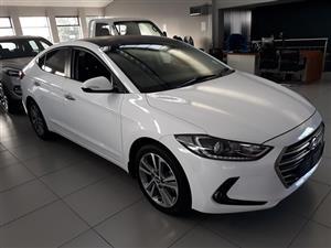 2018 Hyundai Elantra 2.0 GLS