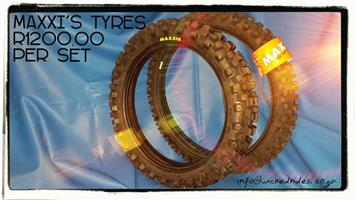 FULL OFFROAD TYRES, LIMITED STOCK