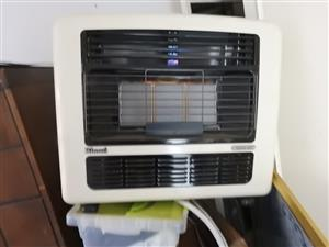 italian gas heater