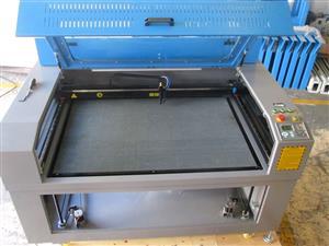 LC2-1610/80 TruCUT Performance Range 1600x1000mm Cabinet, Conveyor Table Laser Cutting