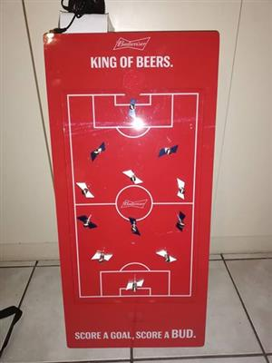 Budweiser Drinking Game