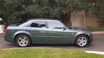 2010 Chrysler 300C 3.6 Luxury Series