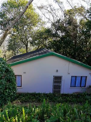 Freestanding garden cottage