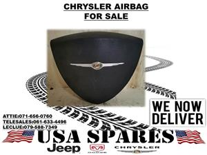 CHRYSLER USED AIRBAG FOR SALE