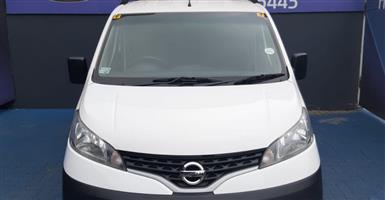 2018 Nissan NV200 Combi 1.5dCi Visia