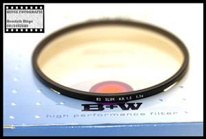 82mm - B&W KR1.5 Skylight Filter