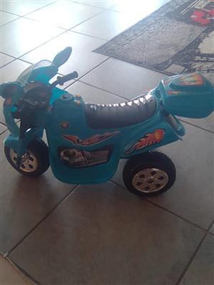 Kiddies trike for sale