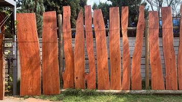 30% DISCOUNT ON SELECTED TAMBOTI AND RED RIVER GUM SLAB