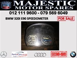 Bmw e90 320i speedometer cluster for sale