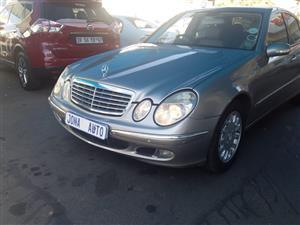 2006 Mercedes Benz 200E