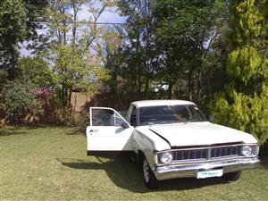 FORD Ranchero 1972 - 302 V8 UTE Bakkie XY Farmont GT shape -Classic / Muscle Car/Bakkie All-in-1