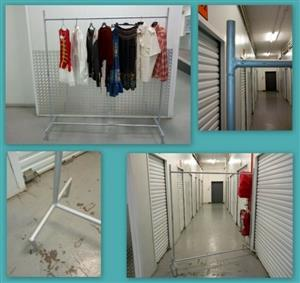GALVANIZED CLOTHING RAILS FOR SALE